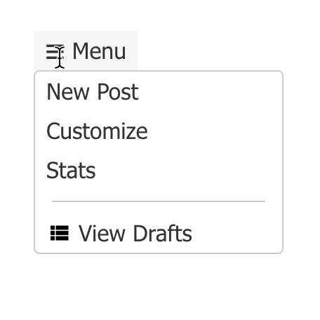 chrome_writeas_menu